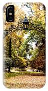 Inver House - Radnor Pa IPhone Case