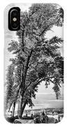 Iowa: Council Bluffs, 1855 IPhone Case
