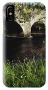 Ireland Bridge Over Water IPhone Case