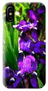 Iris 21 IPhone Case