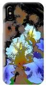 Iris 41 IPhone Case