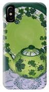 Irish Tea IPhone Case