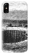Israel: Well And Troughs IPhone Case