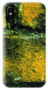 Ivy And Old Wall IPhone Case