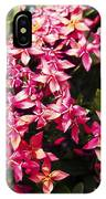 Ixora IPhone Case