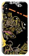 J Dilla Full Color IPhone Case