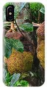 Jack Fruit IPhone Case