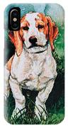 Jack Russell Woogle IPhone Case