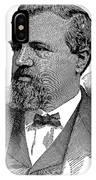 James Clair Flood (1826-1889) IPhone Case