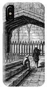 James Watt: Tomb, 1819 IPhone Case