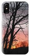 January Sunrise 3 IPhone Case