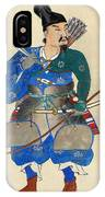 Japan: Archery IPhone Case