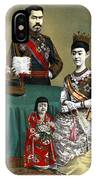 Japan: Imperial Family IPhone Case