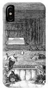 Japan: Mutsuhito, 1872 IPhone Case