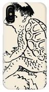 Japanese Folklore: Kappa IPhone Case