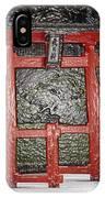 Japanese Garden Bbg IPhone Case