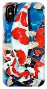 Japanese Koi Pond IPhone Case