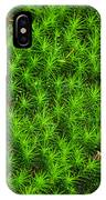 Japanese Moss IPhone Case