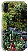 Japanese Style Garden IPhone Case