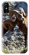 Jasper - Bighorn Sheep IPhone Case