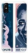 Jazz Portrait Series Part 1 IPhone Case
