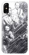 Jean Goldkette Orchestra 1926 IPhone Case