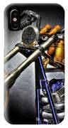 Jesse James Bike Detroit Mi IPhone Case