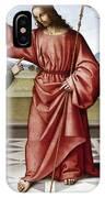 Jesus & Thomas IPhone Case