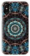 Jeweled Turquoise IPhone Case