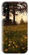 Jewels Of The Dawn IPhone Case