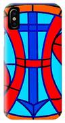 Jhs Christogram IPhone Case