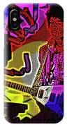 Jimi Hendrix Number 22 IPhone Case