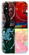 Jimmy Hendrix Pop IPhone Case