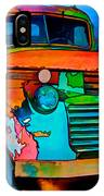 Jimmy In Taos II IPhone Case