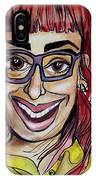 Joana IPhone Case