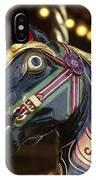Joby The Carousel Horse IPhone Case