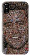 Joey Friends Mosaic IPhone Case