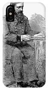 John A. Rawlins IPhone Case