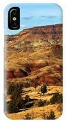 John Day Blue Basin IPhone Case
