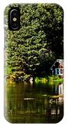 Johnny Sack Cabin II IPhone Case