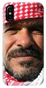 Jordanian Man IPhone Case