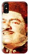 Jose Alfredo Jimenez IPhone Case