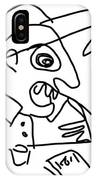 Jose-d Always Get Drunk N Start Tellin Tall Tales IPhone Case