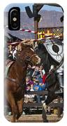 Joust To The End... IPhone Case