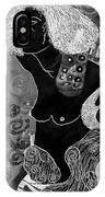 Judith  After Gustav Klimt IPhone Case