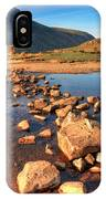 Jumping Stones IPhone Case