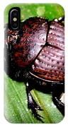Jungle Beetle IPhone Case