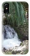 Jungle Falls II IPhone Case