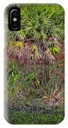 Jungle Palm IPhone Case