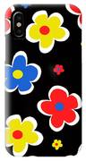 Junior Florals IPhone Case